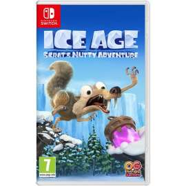 Ice Age Scrat's Nutty Adventure Nintendo Switch - R2