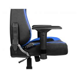 MSI CH110 GAMING CHAIR Complete steel frame support 4D Multi-Adjustable Armrests and seat - L (Blue)