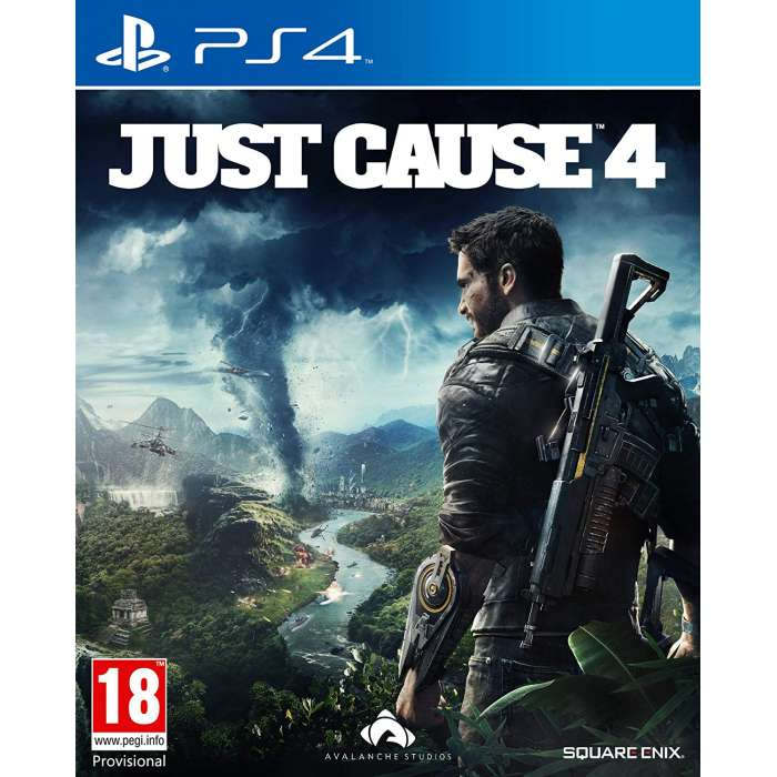 Just Cause 4 - PS4 -R2 (English)