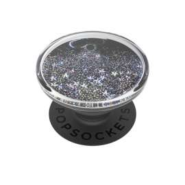 PopSockets PopGrip - Swappable Tidepool (Starring Silver)