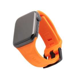 UAG Scout Silicone Strap for Apple watch 44/42MM - Orange
