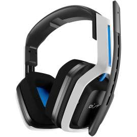 ASTRO Gaming A20 Wireless Headset Gen 2 for PS5 / PS4 - White/Blue
