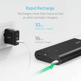 Anker PowerCore+ 26800 With PD Black