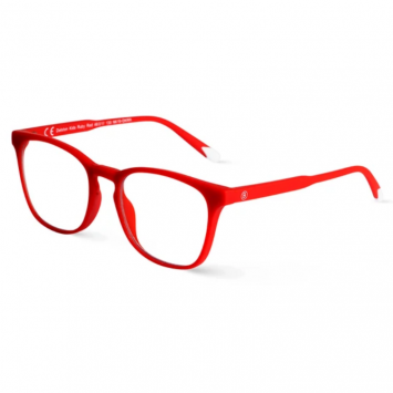 Barner Dalston Kids Screen Glasses 5-12 Years - Ruby Red