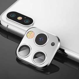 Turn an iPhone X into a  iPhone 11 Pro Lens