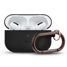 Elago AirPods Pro Slim Hang Case - Black