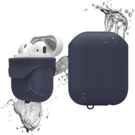 Elago Waterproof Case for Airpods Jean Indigo