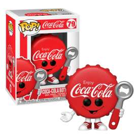 Funko POP Funko: Coke- Coca-Cola Bottle Cap