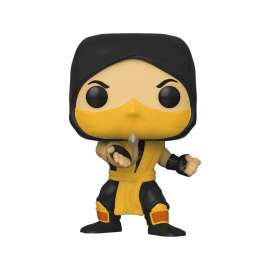POP Games Mortal Kombat Scorpion