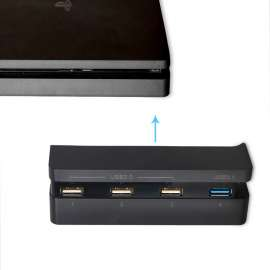 Dobe PS4 SLIM USB HUB - 4 USB Port