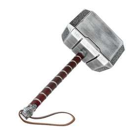 The Avengers Thor Hammer Toys Metal Action Figure 20cm