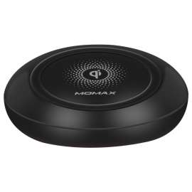 MOMAX Q.Dock Wireless Charging Dock - Black