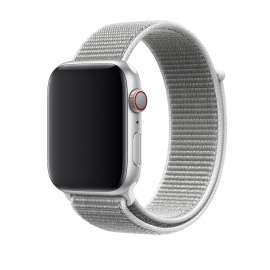 Apple Watch Band Nylon Strap - Grey