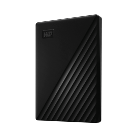 WD 4TB My Passport Portable External Hard Drive - Black