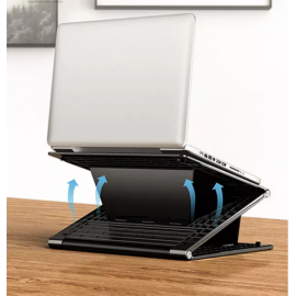 N5 Notebook Folding Laptop Stand for 12 to 17 inch Notebook