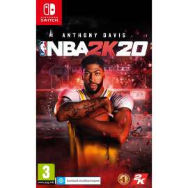 NBA 2K20 - Nintendo Switch - R2