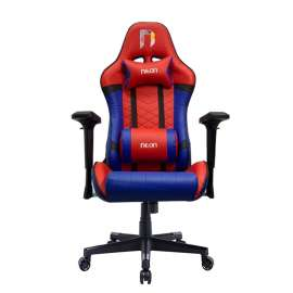 Neon Gaming Chair Hero Series S - Blue/Red