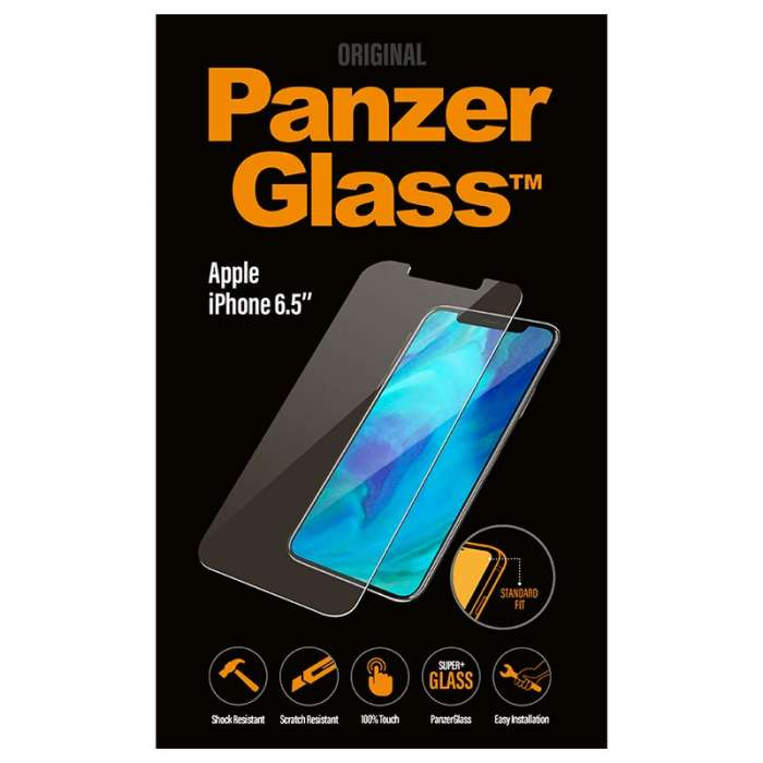 Panzer Glass Screen Protector for iPhone XS MAX