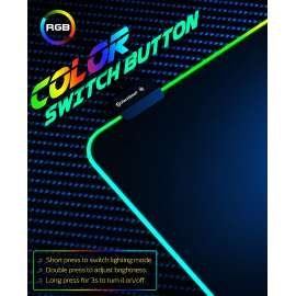 RGB Gaming Mouse Pad 12inch