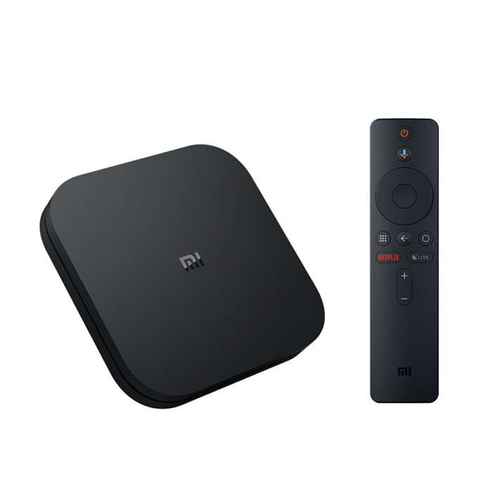 Xiaomi MI Box s 4K Ultra HD Set-Top Box
