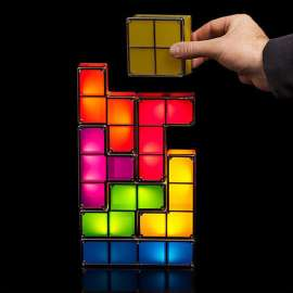 Magic Block Tetris Stackable LED Night Light