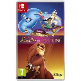 Aladdin And The Lion King PAL -Nintendo Switch