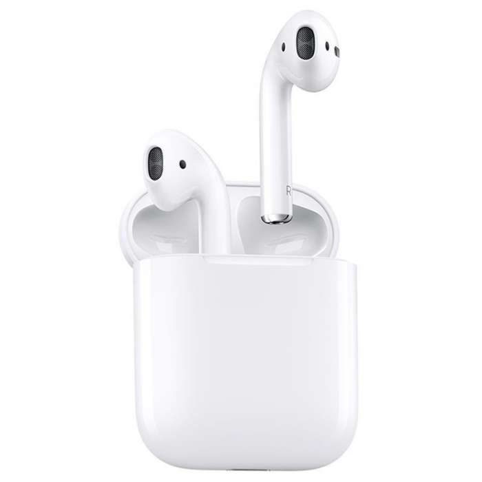 Apple Airpods 2 with Wired Charging Case