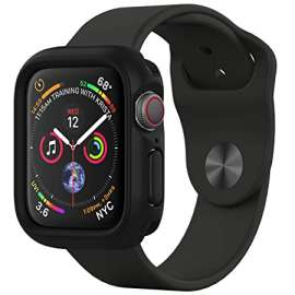 Apple Watch 360 Protective Case + Glass - Black