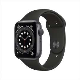 Apple Watch Series 6 GPS 44mm Space Gray Aluminium Case