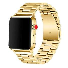 Apple Watch Stainless Steel Strap - Gold