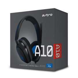 Astro Gaming A10 Headset - Blue/Black