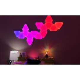 Nanoleaf Aurora Smart LED Light Kit- 9 Panels