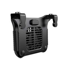 BASEUS Winner Cooling Heat Sink PUBG-Gampad Excellent Radiator with a Fan - Black