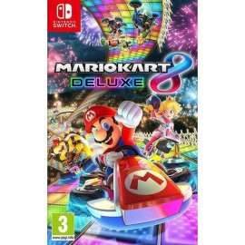 Mario Kart 8 Deluxe Switch (PAL)