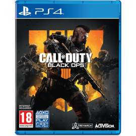 Call of Duty Black OPS 4 - PS4 R2 (Arabic)