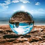 Clear Crystal Ball Photography - 60mm