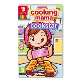 Cooking Mama: Cookstar Nintendo Switch