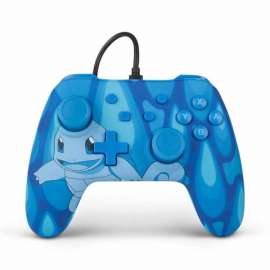 Nintendo Switch Pokemon Squirtle Wired Controller