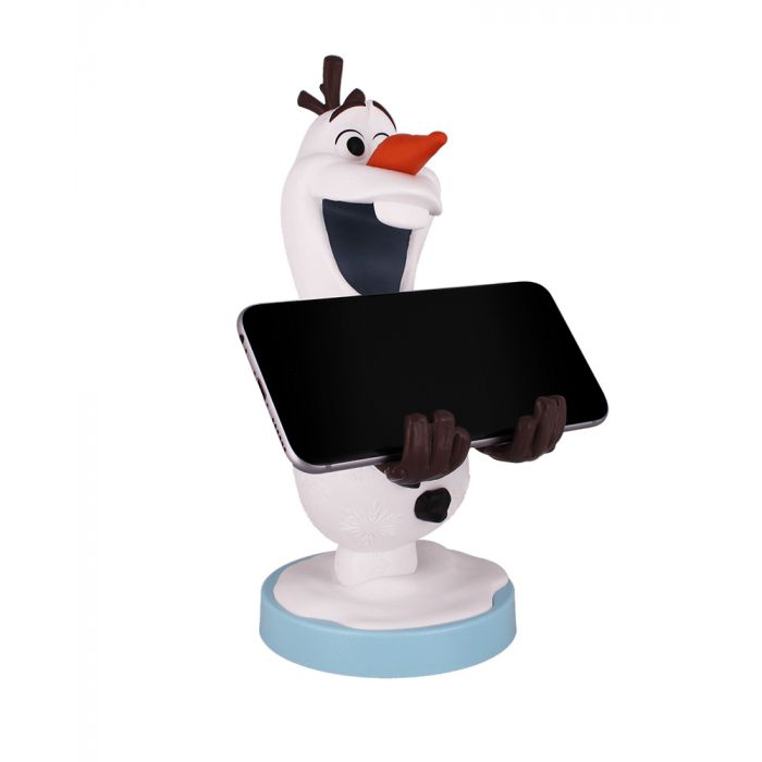 "Disney Frozen ""OLAF"" Controller & Holder With Charging Cable"
