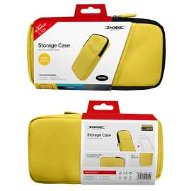 DOBE Nintendo Switch and Switch Lite Bag - Yellow
