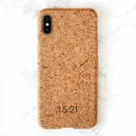 15:21 iPhone Xs Cork Case