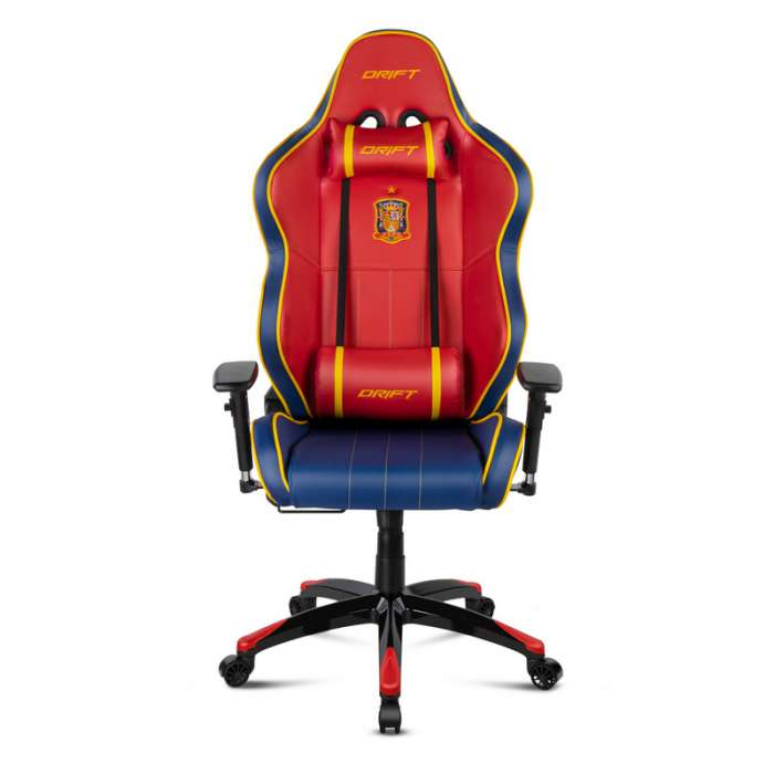 Drift Gaming Chair Spanish Football Federation Special Edition