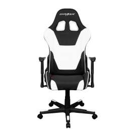 DXRacer Formula Series PC Gaming Chair - Black / White