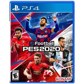 eFootball PES 2020 -PS4 - R1