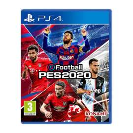 eFootball PES 2020 - (R2) PS4