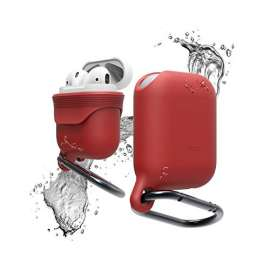 Elago Waterproof Case for Airpods Red