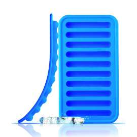 Flexible Silicone Tube Ice Maker 10 Mold Tray