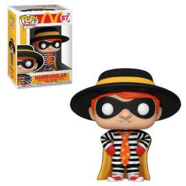 Funko POP Ad Icons: McDonald's - Hamburglar (FU45724 )