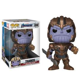 POP Marvel Avengers End Game 10 inch Thanos (EXC)