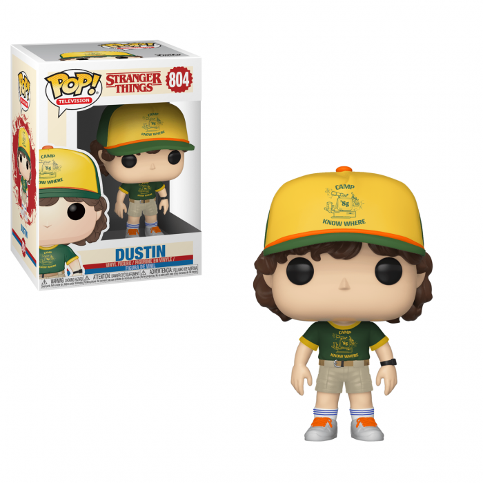Funko Pop Television: Stranger Things - Dustin